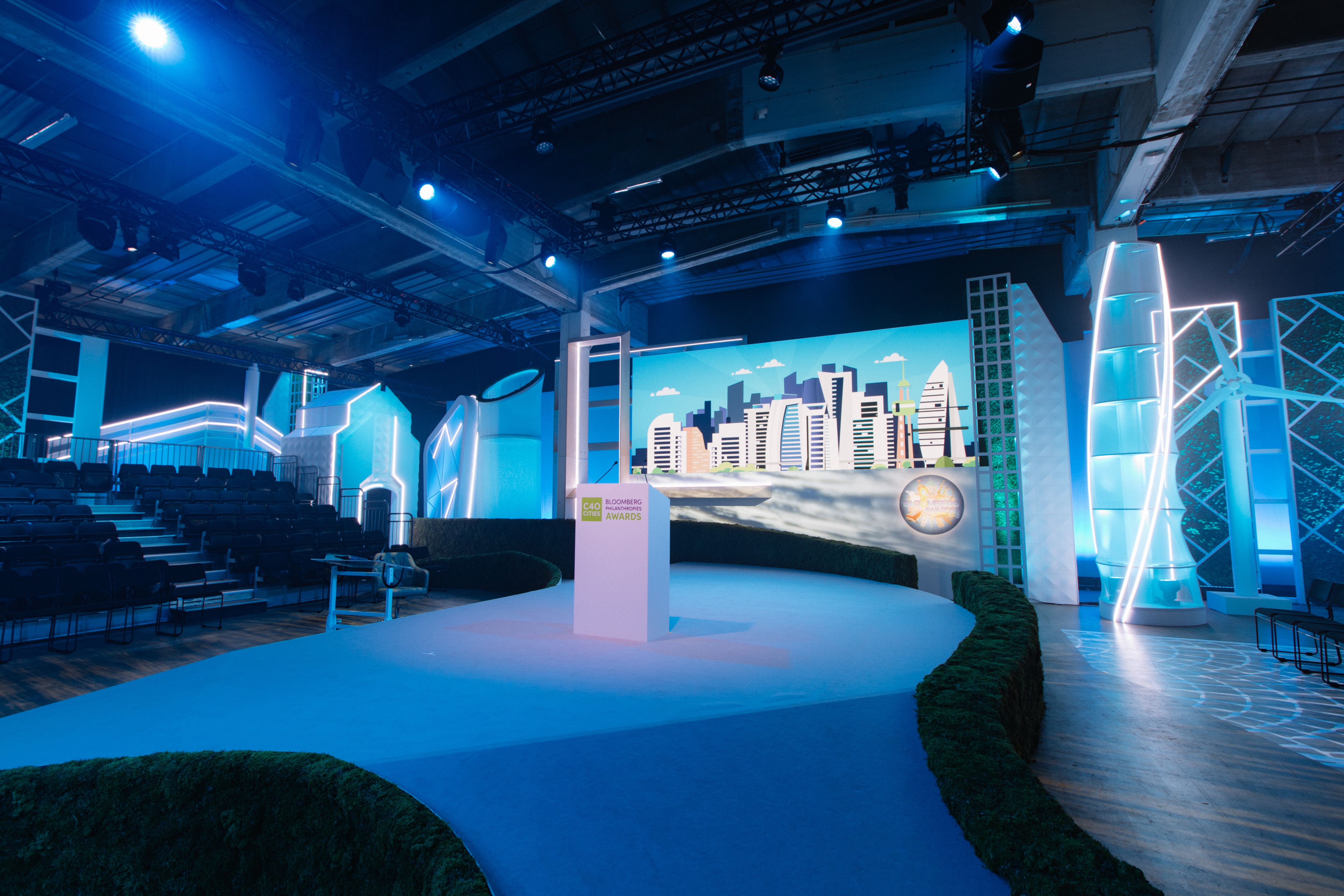 Bloomberg Philanthropies Awards Show in Copenhagen